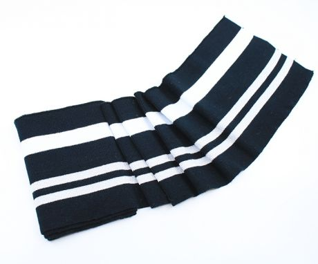 DOUBLE CUFFS FUN! - BLACK & WHITE
