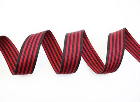 RETROSTRIPES - THICKIES - black.red