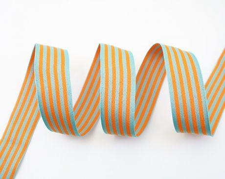 RETROSTRIPES - THICKIES - aqua.orange