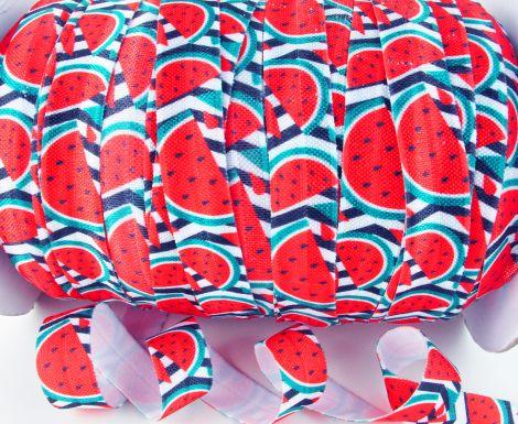 falzgummi-gemustert-wassermelone