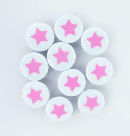 Wundersnaps! - STERN - Pink - 10er Set