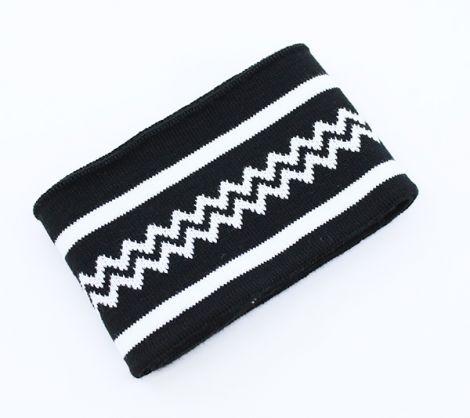 CUFF LOVE - FUNKYS - BLACK & WHITE WAVYS