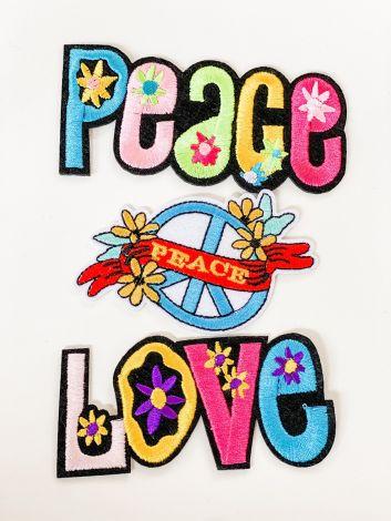 PEACE & LOVE - VERSCHIEDENE STYLES