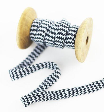 baumwollkordel-flach