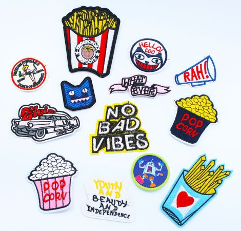 FUNKY Patches - HIPSTER PATCHES