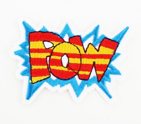 FUNKY Patches - POW!