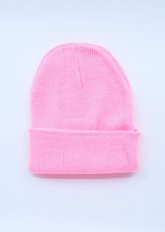 HIPSTER BEANIES - BABY PINK