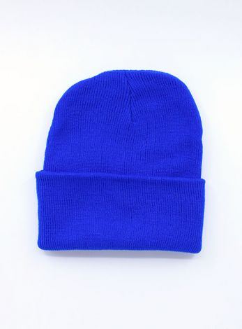 HIPSTER BEANIES - ELECTRICBLUE