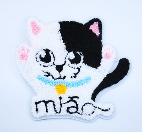 FROTTEEPATCH - KATZE MIAO