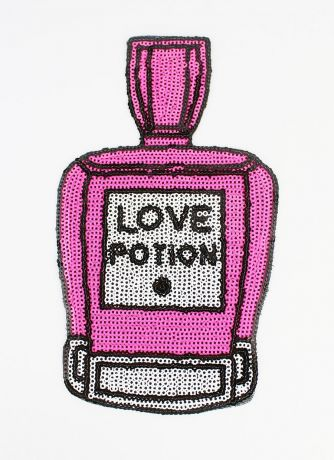XXL GLAM Patches - LOVE POTION