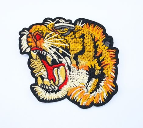 FUNKY Patches - TIGERRR