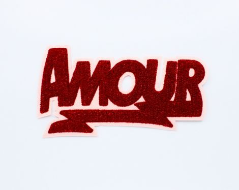 FROTTEEPATCH - AMOUR